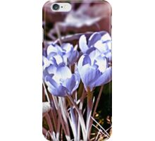 Crocus Infrared iPhone Case/Skin