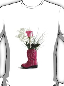 Cowgirl Rose T-Shirt