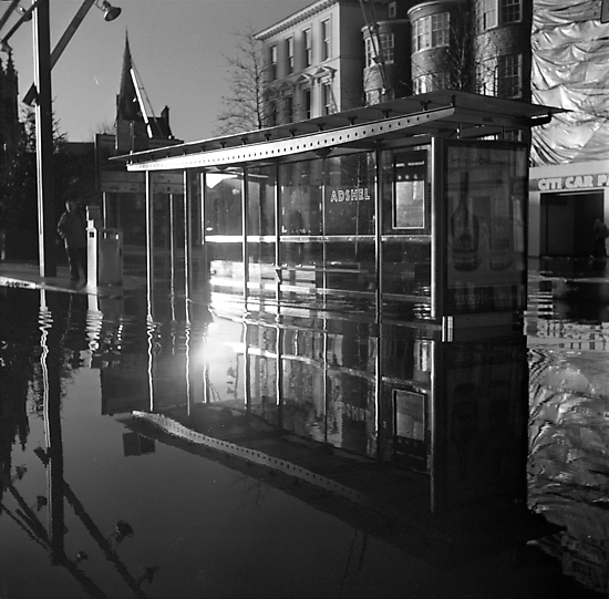 Waterbus Shelter by rorycobbe