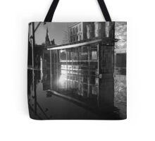 Waterbus Shelter Tote Bag