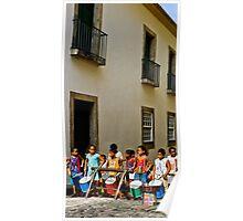 Samba de Rua Poster
