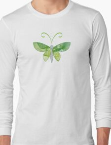 Butterfly 8 Long Sleeve T-Shirt
