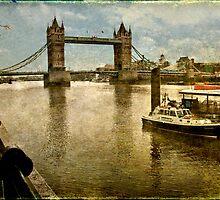 Tower Bridge, London by David's Photoshop