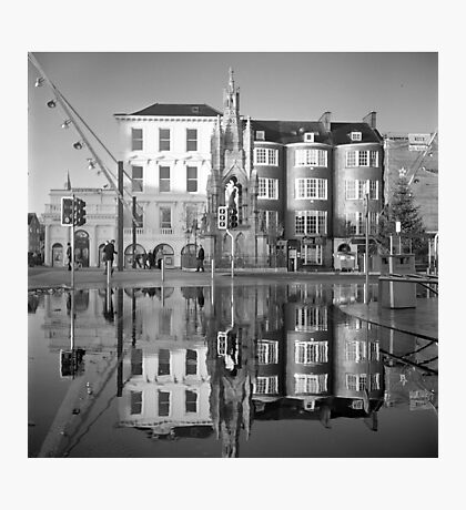 Cork Underwater Love Photographic Print