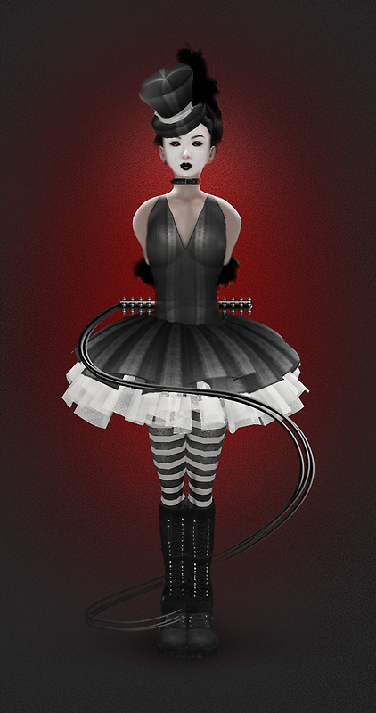 Freaky Circus by designerpeteuk