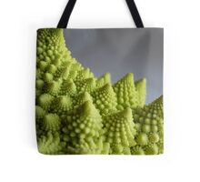 Fractal Broccoli Tote Bag