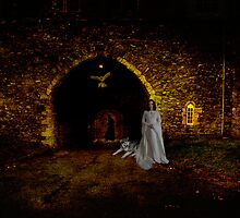Dover Castle Arch by David's Photoshop