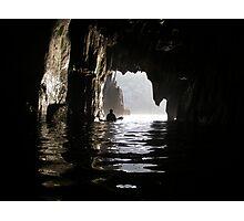 Cave near Dursey Island West Cork Ireland Photographic Print