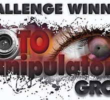 photo manipulators - challenge winner banner submit by dennis william gaylor