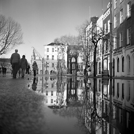 Walking On Water by rorycobbe