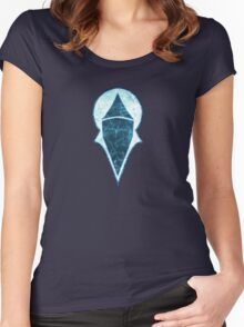 Game of Thrones - The Night's King Women's Fitted Scoop T-Shirt