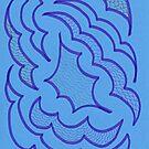 Blue on Blue 4 U by KazM