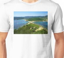 Cape Taillat, Gulf of Saint Tropez, FRANCE - Cote d'azur Unisex T-Shirt