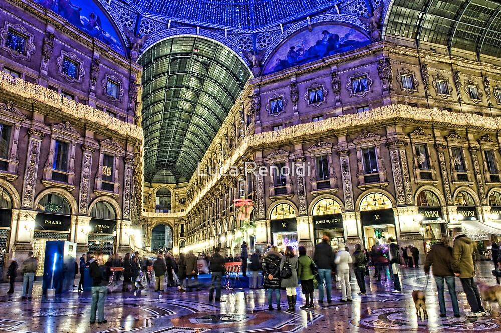 The Galleria [1] - Milano by Luca Renoldi
