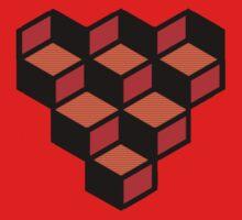 cube pattern by Byronde
