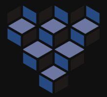 cube pattern 2 by Byronde