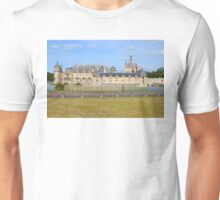 Chateau de Chantilly (1560) Unisex T-Shirt