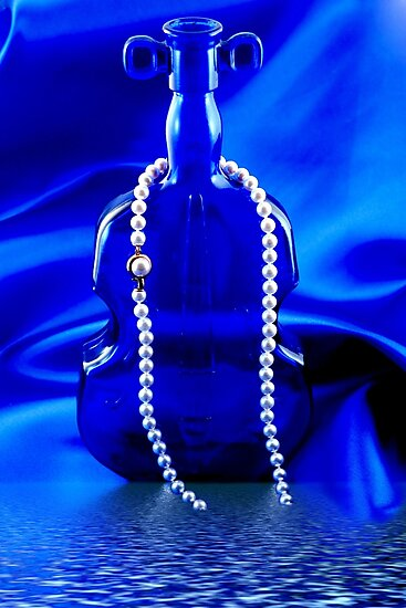 Blue Pearls by doorfrontphotos