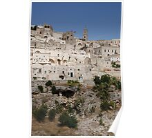 Matera, Basilicata  Poster