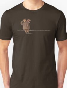 Cold Wind Dark Shirt T-Shirt