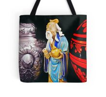 Family Gifts - Still Life Oil Painting Tote Bag