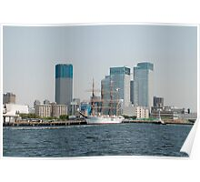 Tokyo Waterfront  Poster