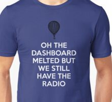 Dashboard Unisex T-Shirt