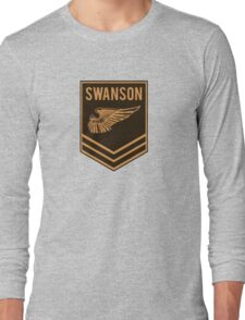 Parks and Recreation - Swanson Ranger Club Long Sleeve T-Shirt