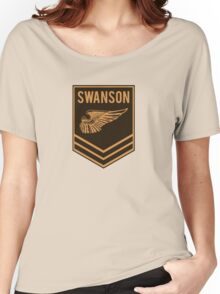 Parks and Recreation - Swanson Ranger Club Women's Relaxed Fit T-Shirt