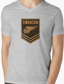 Parks and Recreation - Swanson Ranger Club Mens V-Neck T-Shirt