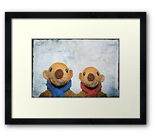 The Murmels Framed Print