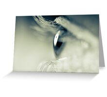 Visions Of Light Greeting Card