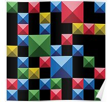 Super tetris Poster