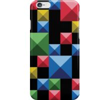 Super tetris iPhone Case/Skin