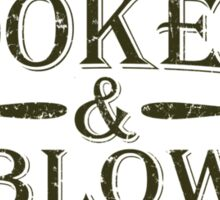 Hookers & Blow Sticker