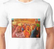 10 coca cola protest, india 33'' x 48'' Unisex T-Shirt