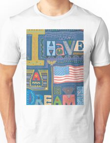 """MLK """"I Have A Dream"""" Martin Luther King Unisex T-Shirt"""