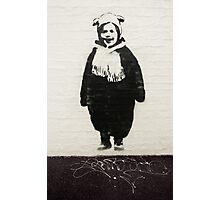 Stencil Art, Fitzroy Photographic Print