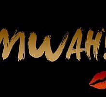 Mwah! by fashprints