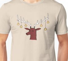 Antler Ornaments Unisex T-Shirt