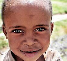Basotho Boy by RebeccaDaisey