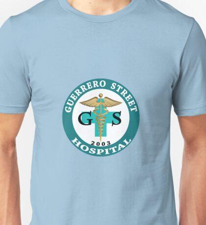 The Room - Guerrero Street Hospital Unisex T-Shirt