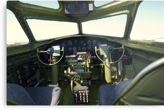 B-17G by doorfrontphotos
