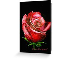 The Last Rose... Greeting Card
