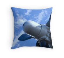 Look On Throw Pillow
