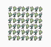 Checkered Gir pattern Unisex T-Shirt