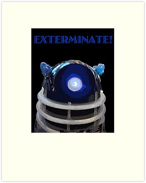 Exterminate!!! by MarkYoung