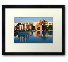 Hotel Sofitel Agadir Royalbay Resort Framed Print