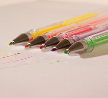 Colour my Writtings by Puggs