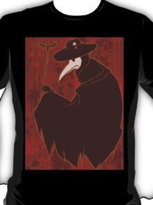 plague doctor-Dottore T-Shirt